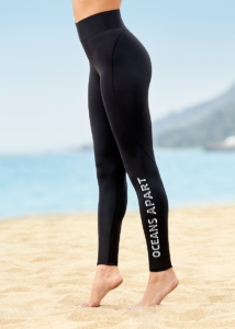 legging sport ocean
